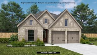 2169W - The Highlands 45': Porter, Texas - Perry Homes