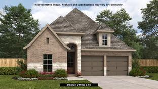 2169W - Trails at Westpointe 45': San Antonio, Texas - Perry Homes