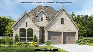2180W - Kallison Ranch 45': San Antonio, Texas - Perry Homes