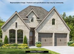 2180W - Prairie Oaks 50': Little Elm, Texas - Perry Homes