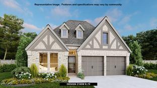 2180W - Meridiana 45': Manvel, Texas - Perry Homes