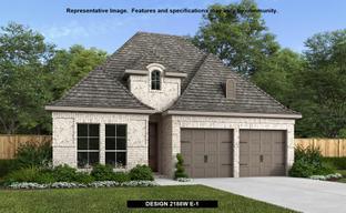 Palmera Ridge 40' by Perry Homes in Austin Texas