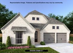 2309W - Balmoral 50': Humble, Texas - Perry Homes