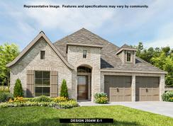 2504W - Homestead 65': Schertz, Texas - Perry Homes
