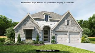2504W - M3 Ranch 50': Mansfield, Texas - Perry Homes