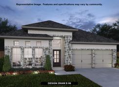 2504W - Stonecreek Estates 60': Richmond, Texas - Perry Homes