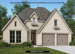 2513W - Anthem 50': Kyle, Texas - Perry Homes