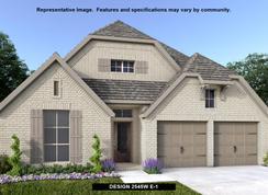 2545W - Trails at Westpointe 50': San Antonio, Texas - Perry Homes