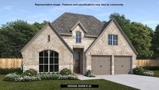 2545W - Prairie Oaks 50': Little Elm, Texas - Perry Homes