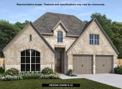 2545W - Devonshire - Reserve 50': Forney, Texas - Perry Homes