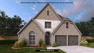2545W - Del Bello Lakes 50': Manvel, Texas - Perry Homes