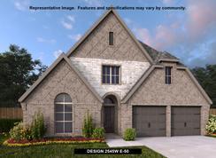 2545W - Jordan Ranch 50': Fulshear, Texas - Perry Homes