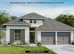 2545W - The Groves 50': Humble, Texas - Perry Homes