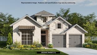 2545W - Fronterra at Westpointe 50': San Antonio, Texas - Perry Homes