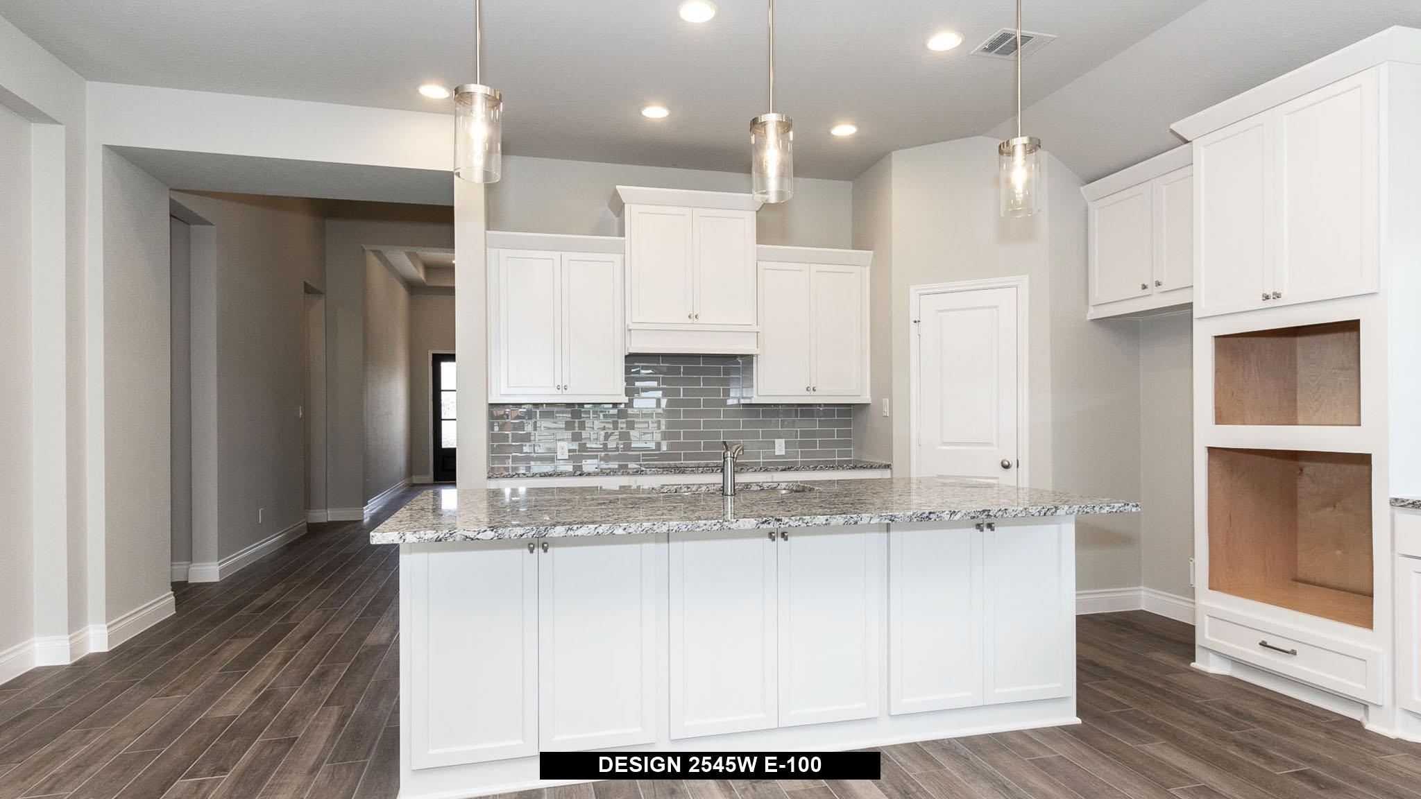 Kitchen featured in the 2545W By Perry Homes in Dallas, TX