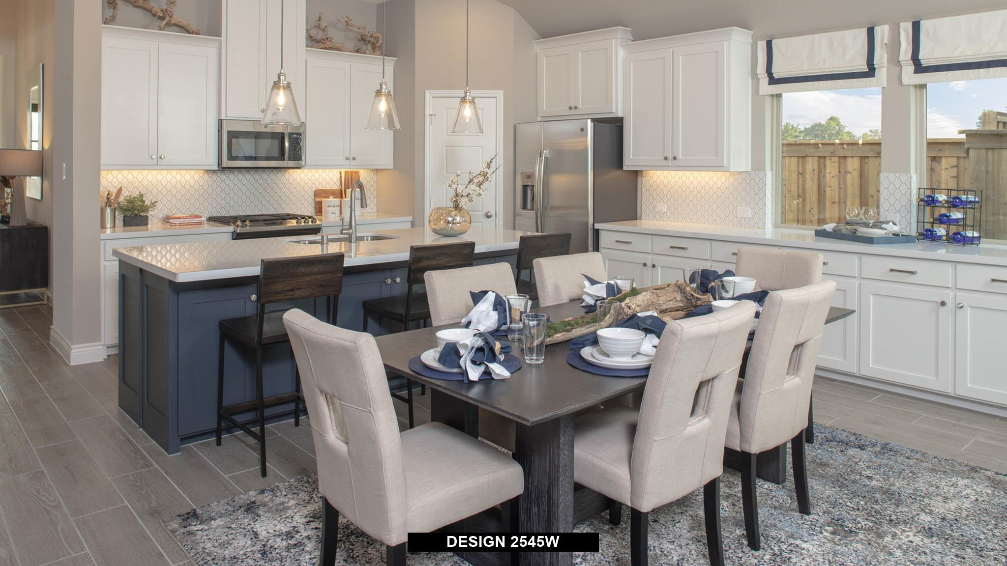 Kitchen featured in the 2545W By Perry Homes in Houston, TX