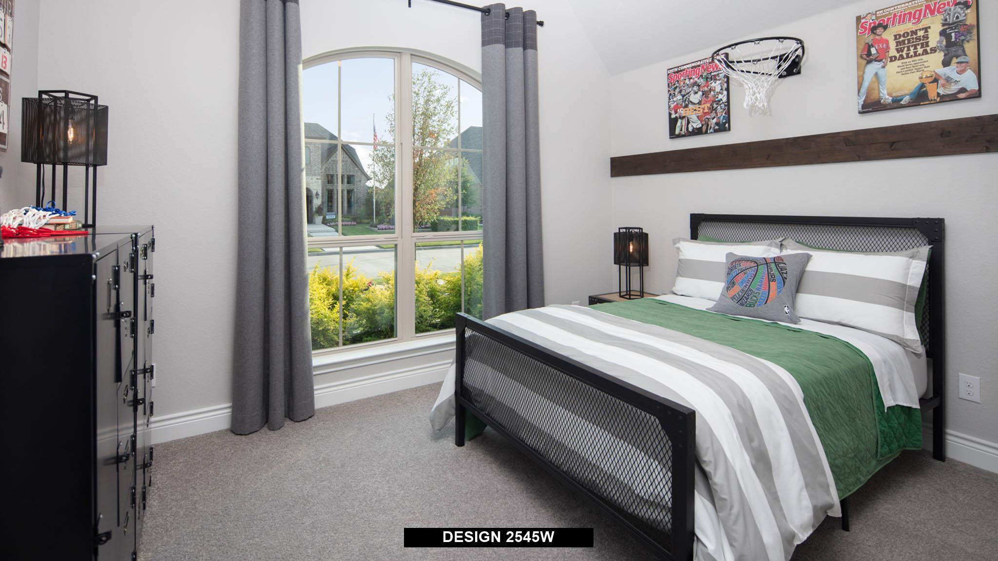 Bedroom featured in the 2545W By Perry Homes in San Antonio, TX