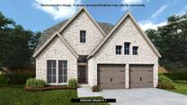 M3 Ranch 50' by Perry Homes in Fort Worth Texas