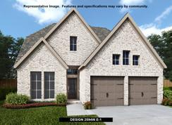 2594W - Prairie Oaks 50': Little Elm, Texas - Perry Homes