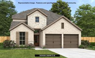 Harvest Green 45' by Perry Homes in Houston Texas