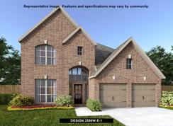 2598W - ShadowGlen 65': Manor, Texas - Perry Homes