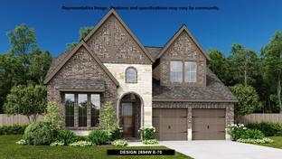 2694W - M3 Ranch 50': Mansfield, Texas - Perry Homes