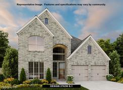 2782W - Aliana 50': Richmond, Texas - Perry Homes