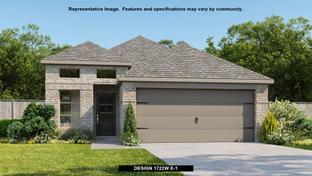 1722W - Palmera Ridge 40': Leander, Texas - Perry Homes
