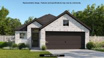 Woodforest 40' - The Crest by Perry Homes in Houston Texas