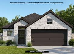1722W - Devonshire - Reserve 40': Forney, Texas - Perry Homes