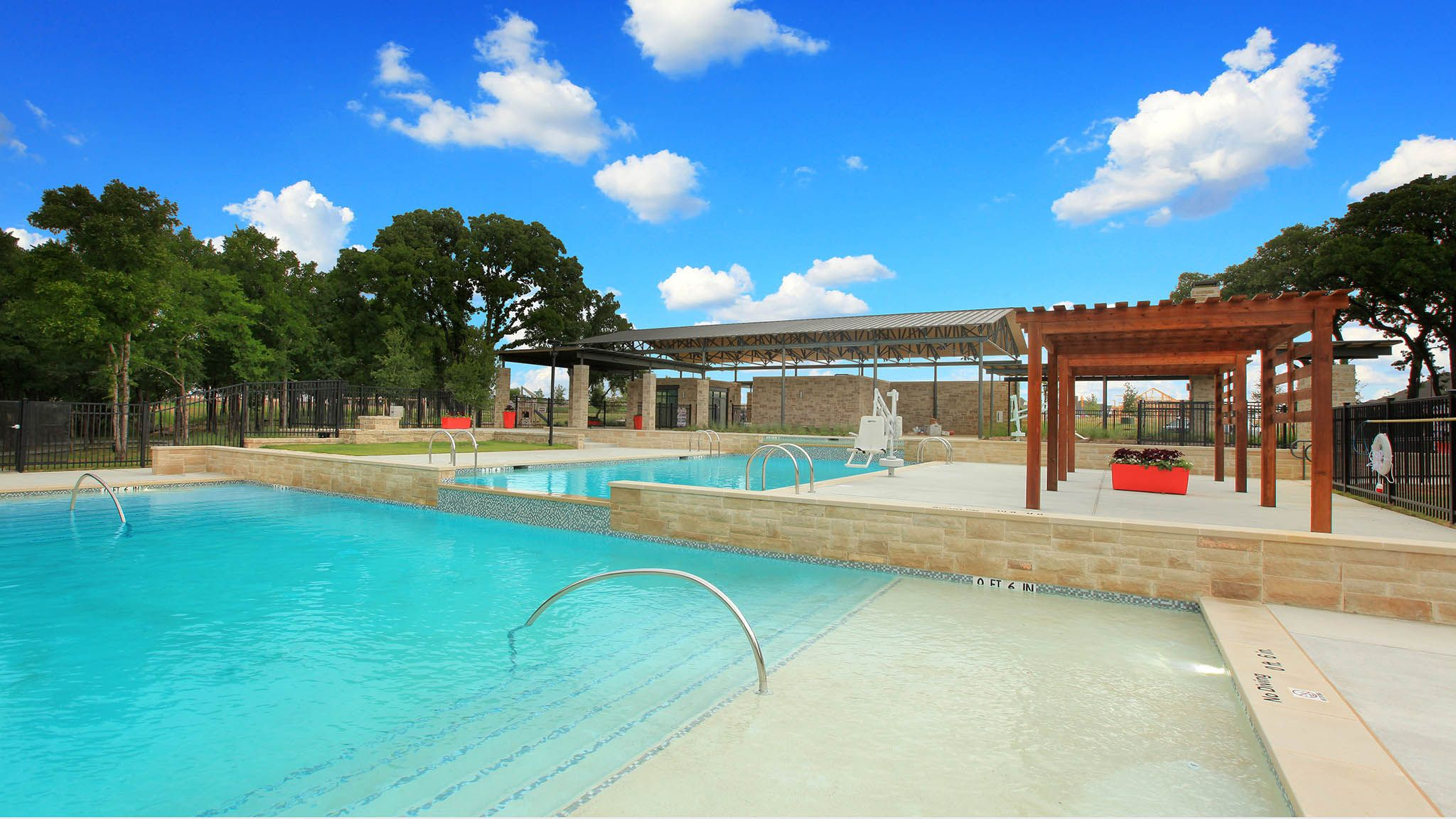 'Prairie Oaks 50'' by Perry Homes in Dallas