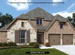2726L - Villas of Somercrest 55': Midlothian, Texas - Perry Homes