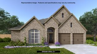 2935L - Villas of Somercrest 55': Midlothian, Texas - Perry Homes
