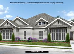 1534 - Walsh Townhomes: Fort Worth, Texas - Perry Homes