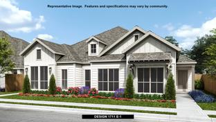 1711 - Walsh Townhomes: Fort Worth, Texas - Perry Homes