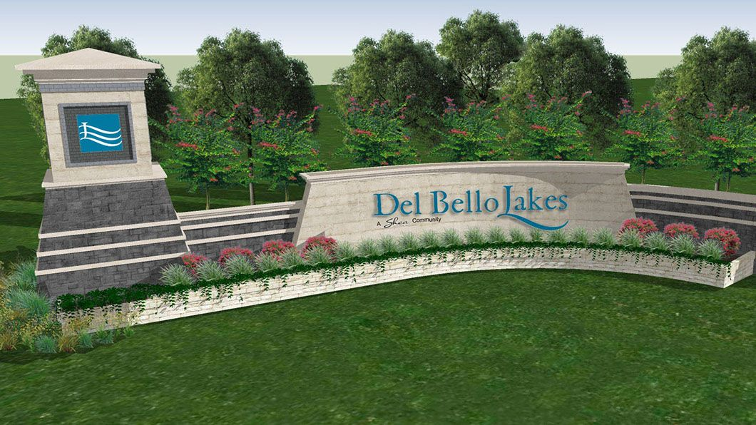 'Del Bello Lakes 70'' by Perry Homes in Houston