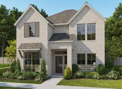 2257W - Palmera Ridge 40': Leander, Texas - Perry Homes