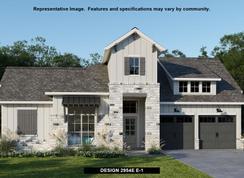 2954E - Easton Park 60': Austin, Texas - Perry Homes