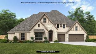 4411W - Cane Island 80': Katy, Texas - Perry Homes