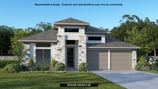 2504W - Candela 50': Richmond, Texas - Perry Homes