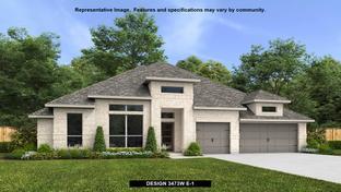 3473W - Kinder Ranch 70': San Antonio, Texas - Perry Homes