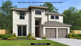 3190W - The Groves 50': Humble, Texas - Perry Homes