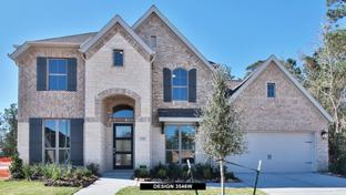 3546W - The Groves 60': Humble, Texas - Perry Homes