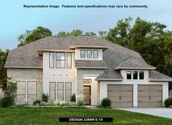 3399W - Woodforest 60': Montgomery, Texas - Perry Homes