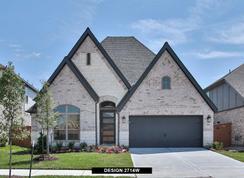 2714W - Balmoral 50': Humble, Texas - Perry Homes