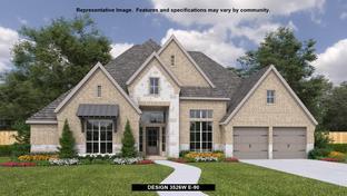 3526W - Meridiana 80' - Gated: Iowa Colony, Texas - Perry Homes