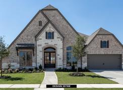 3578W - Meridiana 80' - Gated: Iowa Colony, Texas - Perry Homes