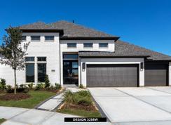 3295W - Elyson 65': Katy, Texas - Perry Homes