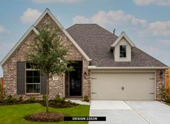 2352W - Copper Bend 50': Cypress, Texas - Perry Homes