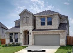 2999W - Kallison Ranch 50': San Antonio, Texas - Perry Homes